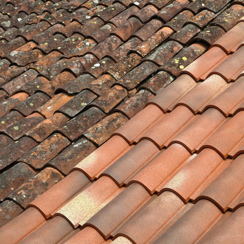 Nettoyage de toiture var bouches du rhone 06